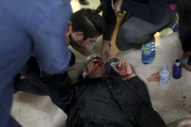 Los disturbios por el referendo en Cataluña dejaron un saldo de 761 heridos y seis detenidos