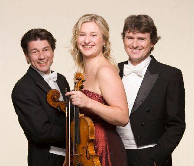 Referente. El Swiss Piano Trio.
