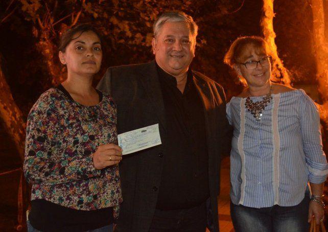 Amaro González lanzó su reelección como presidente comunal de Timbúes