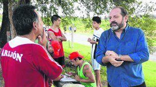 Picante. El concejal Cardozo replicó acusaciones socialistas.