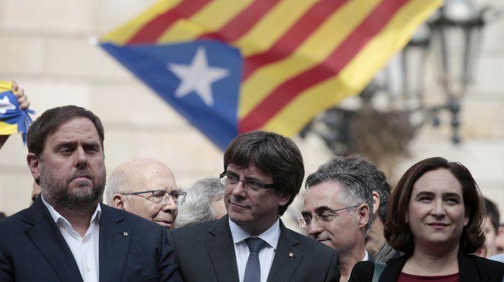 El gobierno catalán analiza declarar la independencia 48 horas después del referéndum