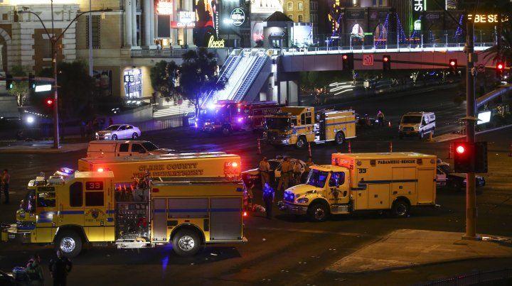 El FBI confirmó que la masacre de Las Vegas no tiene relación con el terrorismo internacional