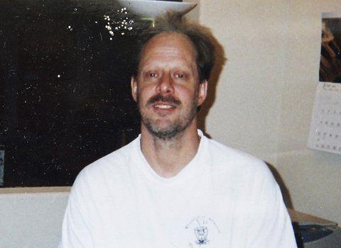 Sereno. Paddock en una foto familiar exhibida por su hermano Eric.