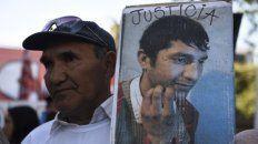 búsqueda. El padre de Franco preguntó por su hijo en la comisaría 7ª, pero le ocultaron información.