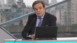 Luto. El periodista Edgardo Antoñana falleció en su casa de Cariló.