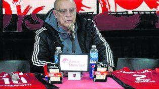 Presidente leproso. Eduardo Bermúdez deberá acatar las medidas del juez Bellizia.