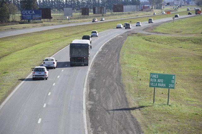 El asalto ocurrió en la autopista a Córdoba.