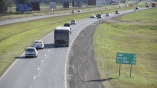 El asalto ocurrió en el kilómetro 305 de la autopista a Córdoba.
