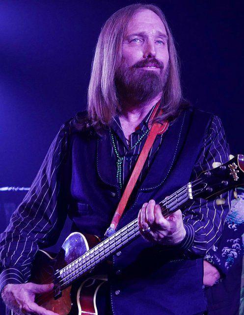 El último adiós al gran Tom Petty, un ícono del rock y el pop