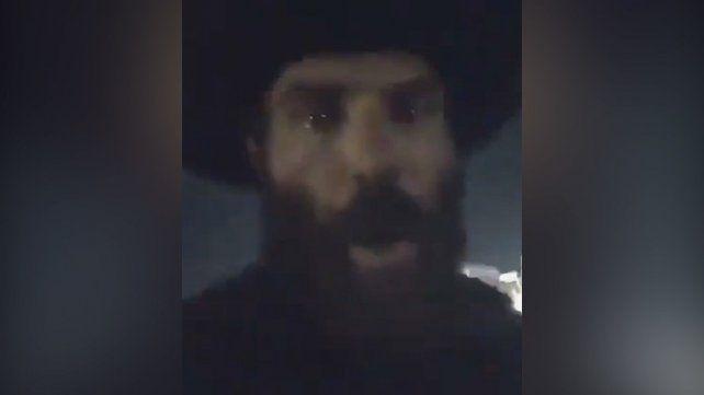 El Rey de Instagram grabó el momento exacto en el que ocurrió el tiroteo en Las Vegas