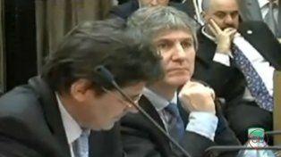Finalizó la primera audiencia del juicio al exvicepresidente Amado Boudou por el caso Ciccone