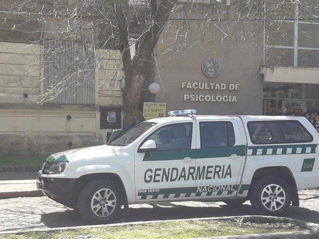 Para la UNR, Gendarmería no contó con aval ni autorización para ingresar a la Siberia