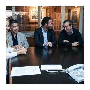León, Trasante, Sukerman, Javkin y López Molina dieron ayer su conformidad a la iniciativa.