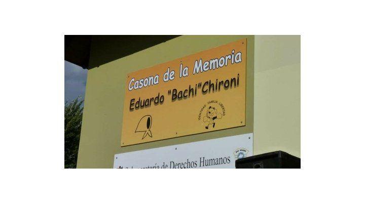 viedma. La Casona Eduardo Bachi Chironi