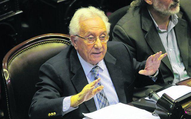 El diputado nacional Héctor Recalde.
