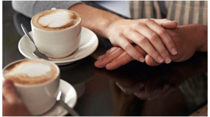 Todo comenzó con una cita a tomar un café.