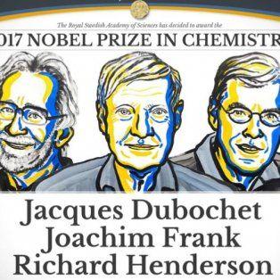 nobel de quimica para tres cientificos que desarrollaron un metodo para ver mejor