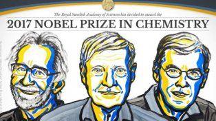 Nobel de Química para tres científicos que desarrollaron un método para ver mejor