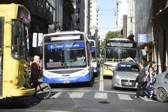 El sistema de transporte cambiará por completo en enero.