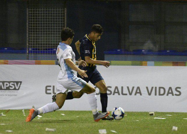 Final de ida. Los pibes de Central enfrentan a Rafaela como visitantes en la Copa Santa Fe.