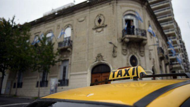 Los taxistas