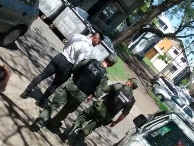 Gendarmería y Cantard, una prenda de unidad
