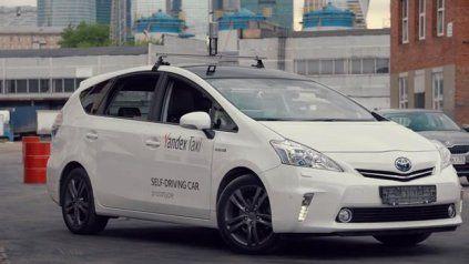 El proyecto de taxi autónomo será presentado durante el Mundial de fútbol Rusia 2018