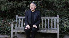 El escritor británico Kazuo Ishiguro, ganador del Premio Nobel de Literatura 2017.