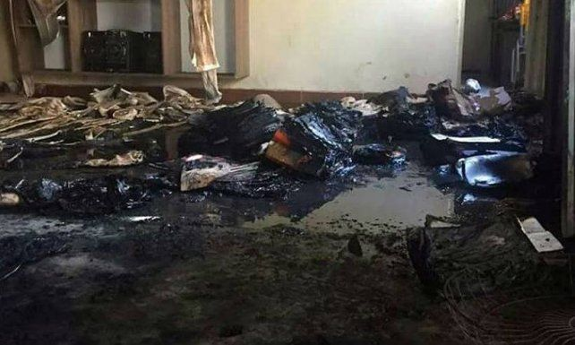 Cuatro niños y una profesora murieron tras un incendio intencional en una guardería de Brasil