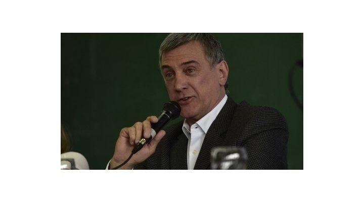 en la UNR. Edil Jorge Boasso.