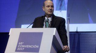 política de deuda. El presidente del BCRA, Federico Sturzenegger.