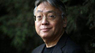 Kazuo Ishiguro. Nacido en 1954 en Nagasaki