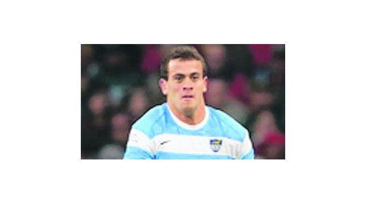 Emiliano Boffelli. El rosarino entra de titular.
