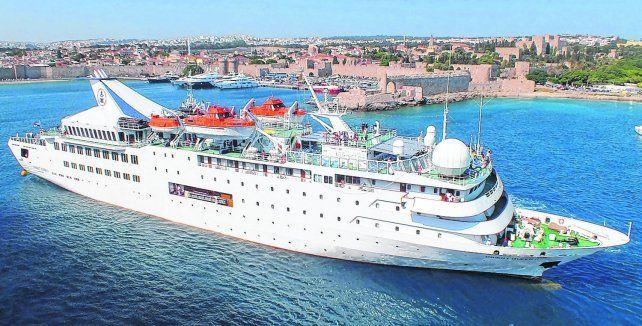 Viejo lobo de mar. La naviera Alteza Cruises