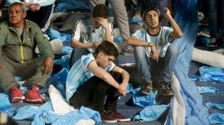 Todos los escenarios posibles que pueden llevar a Argentina a la clasificación