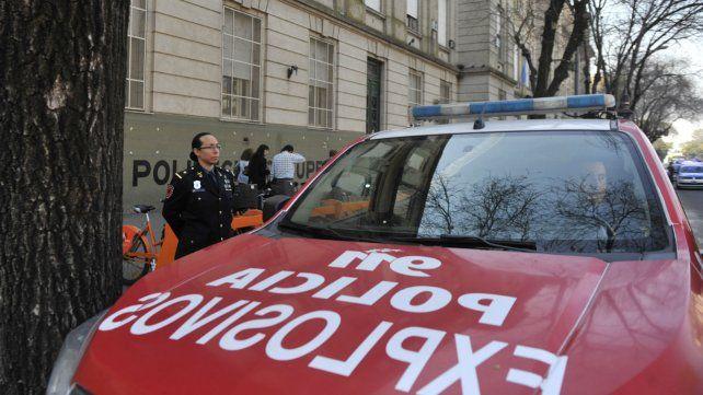 El Politécnico fue blanco de varias amenazas de bomba.