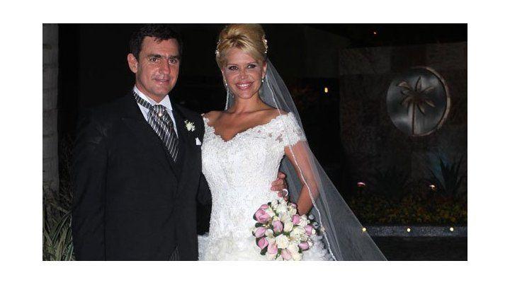 Polémico mensaje de Nazarena Vélez a cinco años de su boda con Fabián Rodríguez