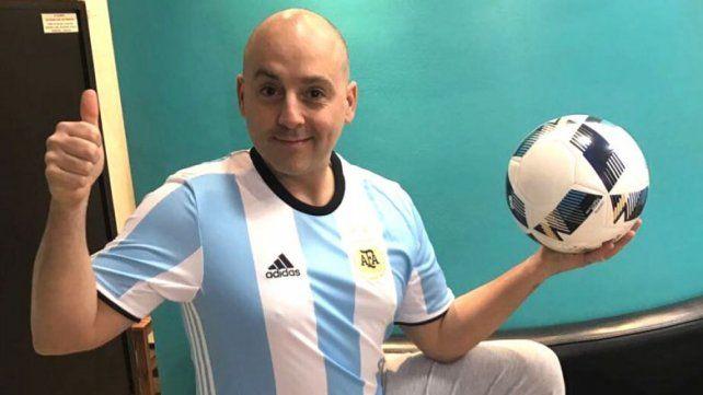 El tuit de José Muscari que se volvió furor tras el empate de la selección en la Bombonera