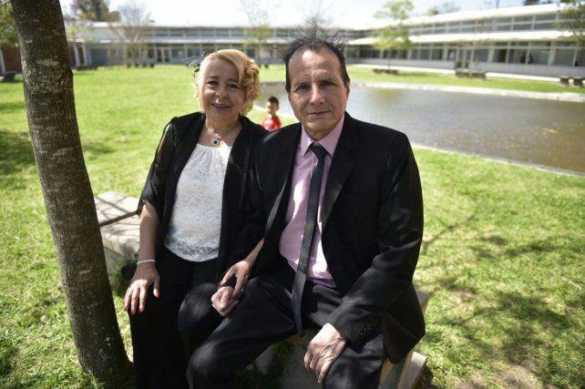 Como en los viejos tiempos, Susana y Juan volvieron a casarse después de 30 años