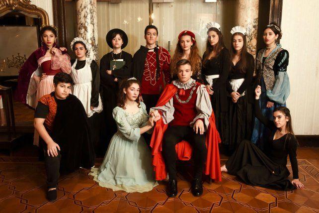 Los jóvenes de la Escuela Municipal de Danzas y Artes Escénicas irán al festival internacional.