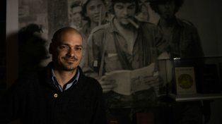 Ramiro Guevara recomienda leer las cartas y textos del Che para acercarse a la figura del líder revolucionario nacido en Rosario.