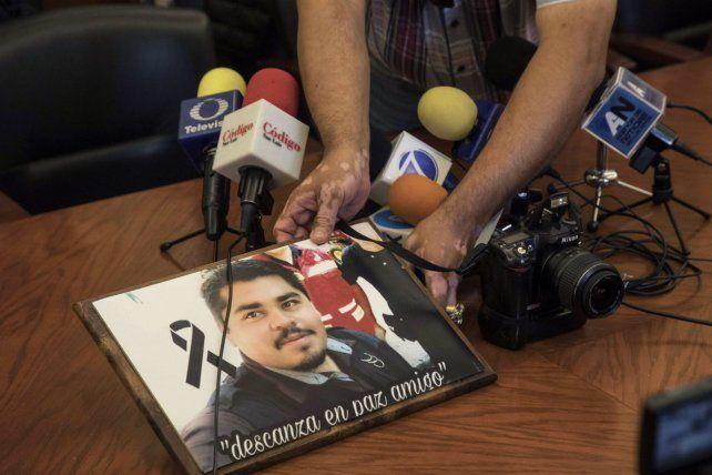 Edgar Esqueda. El reportero gráfico asesinado en San Luis Potosí.