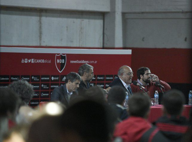 Convocatoria. La asamblea en la que se tratará el balance se hará el miércoles en el estadio cubierto.