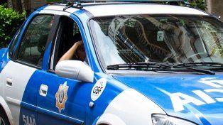 Intensa búsqueda de dos presos que se fugaron del penal de Pérez sobre el mediodía