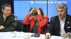 bullrich rechazo la acusacion y observa una intencionalidad politica