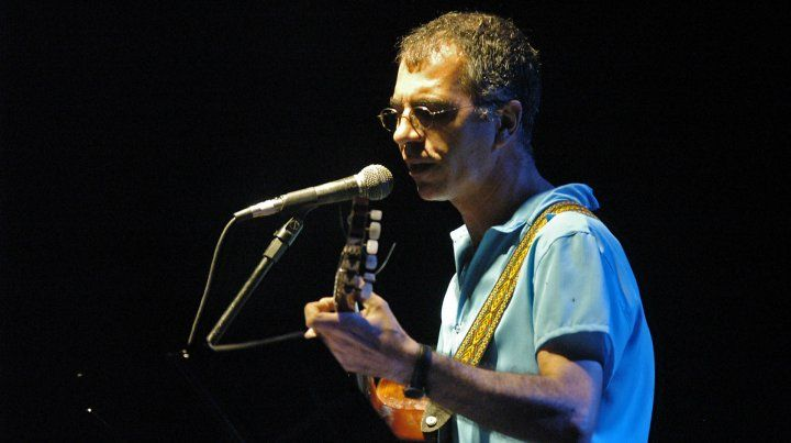 Cantautor. Fernando Montalbano.