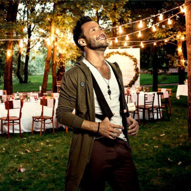 Exito asegurado. Luciano Pereyra ya tiene dos nuevos hits: la pegadiza Como tú y la balada Es mi culpa.