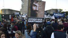 Miles de rosarinos marcharon el domingo pasado para pedir por la aparición con vida de Santiago Maldonado.
