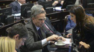 Senador. Pichetto