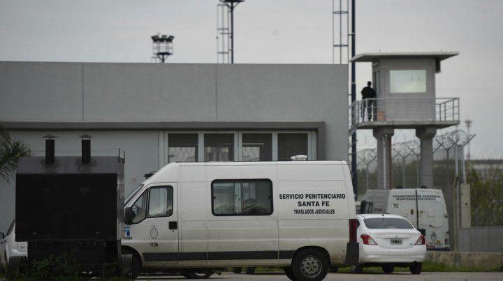 La Unidad 16 del Servicio Penitenciario está sobre Las Palmeras y calle 1721